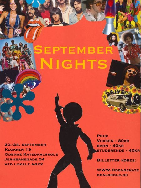 Plakat - September Nights